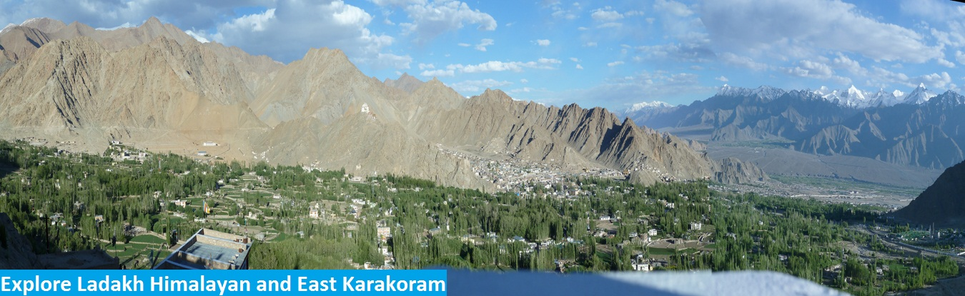 Explore Ladakh himalayan
